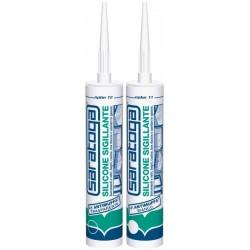 Silicone Sigillante con protezione Antimuffa NPBN