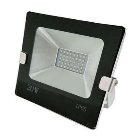 PROIETTORE SMD 2835 20W ECO LIGHT LED