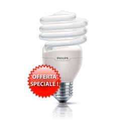 LAMPADA A RISPARMIO ENERGETICO A SPIRALE 23W PHILIPS