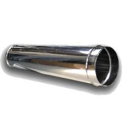 CANNA FUMARIA INOX MT 0.50 INOX CAMINI