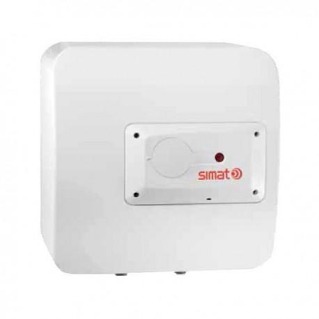 Scaldabagno elettrico simat by ariston 30 litri sopralavello - Scalda bagno elettrico ...